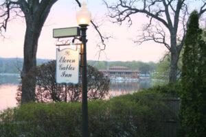 Eleven Gables Inn in downtown Lake Geneva